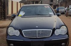 Mercedes-Benz C320 2002 Blue for sale