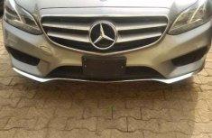 Mercedes-Benz E350 Silver for sale