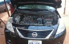 Nissan Almera 2013 Black for sale