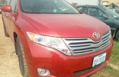 Toyota venza red for sale