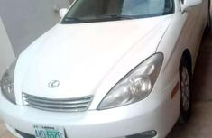 Rarely Used white 2006 lexus ES300 forsale