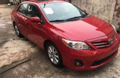 Toyota Corolla 2013 Red for sale