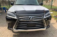 Lexus Lx570 SUV 2017 for sale