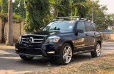Mercedes Benz GLK 350 2012 Black for sale