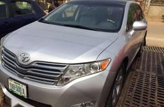 2010 Silver Toyota Venza for sale