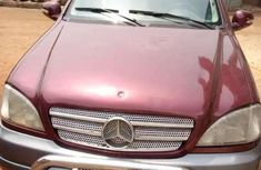 2000 Mercedes Benz ml for sale