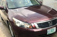 Honda Accord 2008 3.5 EX Automatic Brown for sale