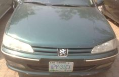 NIGERIAN USED PEUGEOT 406 1998  FOR SALE