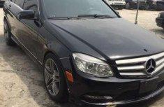 Mercedez-benz C300 black for sale