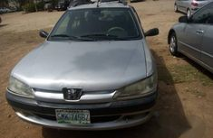 Peugeot 306 2003 Silver for sale