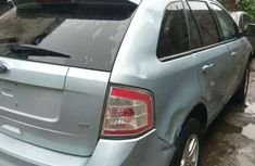 Super Clean Blue Ford Edge 2010 for sale cheap