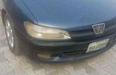 Peugeot 306 2001 Blue for sale