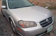 Sharp clean 2004 Nissan Maxima gray for sale