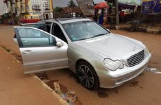 Mercedes-Benz C200 2003 Gray for sale