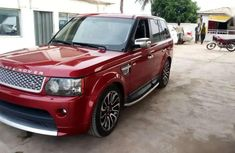 2008 range rover upgraded to 2010 model for sale