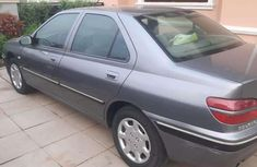 Clean Peugeot 407 2007 Grey for sale