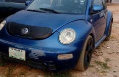 A FAIRLY USED VOLKWAGEN CAR FOR SALE