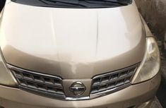 Nissan Tiida 2010 Gold for sale