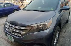 Honda CRV 2014 Blue for sale