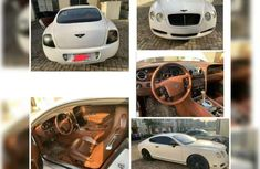 Bently continental 2007 model for sale