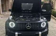 2018 Mercedes Benz G63 AMG for sale