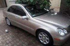 Mercedes Benz C240 for sale