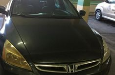 Honda Accord Automatic 2005 Beige for sale