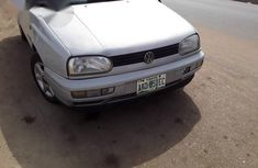 Volkswagen Golf 2001 Silver for sale