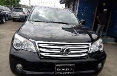 Lexus GX 2012 Petrol Automatic Black for sale