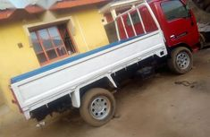 Nissan Cabstar 2005 Red for sale