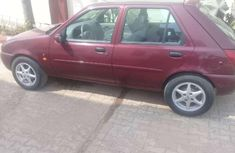 Red Ford Fiesta 2002 model for sale