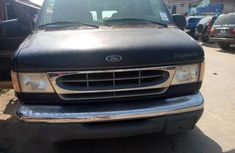 Ford Econoline 1999 Blue for sale