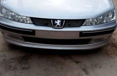 Peugeot 406 1998 Silver for sale