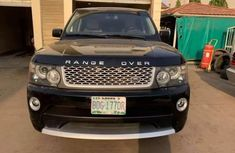 Range Rover Sport 2008 Black for sale