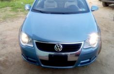 Volkswagen Eos 2007 2.0T FSi Automatic Blue for sale