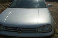 Volkswagen Golf 2001 1.6 FSi Gray for sale