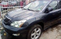 Lexus RX 2004 Petrol Automatic Blue for sale