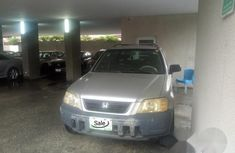 Honda CR-V 2.0 4WD Automatic 2001 Silver for sale