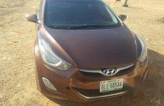 Hyundai Elantra 2013 Brown for sale