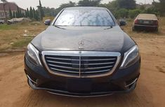 Toks 2014 Mercedes Benz S550 4matic for sale.