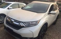 Honda Accord CR-V 2018 White for sale