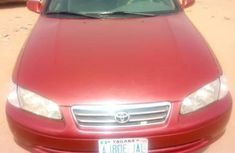 Toyota Camry 2000 Red for sale
