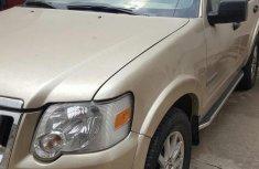 Ford Explorer 2006 Gold for sale