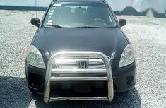 Honda CR-V 2004 Black  for sale