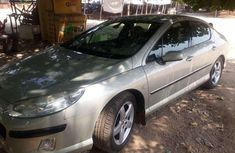 Vehicle Peugeot 407 2007 for sale.