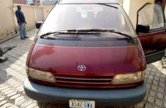 Toyota Previa 2000 Red for sale