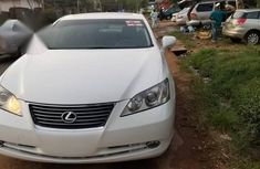 Lexus ES 2007 White for sale
