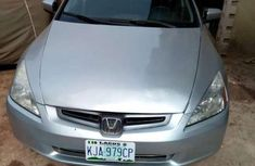 Neatly used EOD-Honda Accord 2003 for sale
