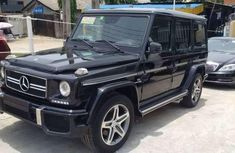 Tokunbo Mercedes-Benz G-Wagon 2011 from USA Black for sale