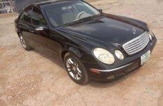 Benz E350 for sale 2006